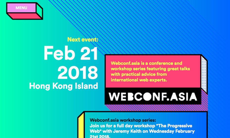 Création de logo Webconf.asia