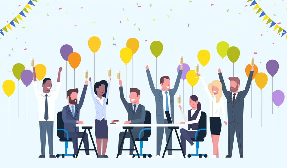 9 Inspiring Ways To Celebrate A Company Anniversary