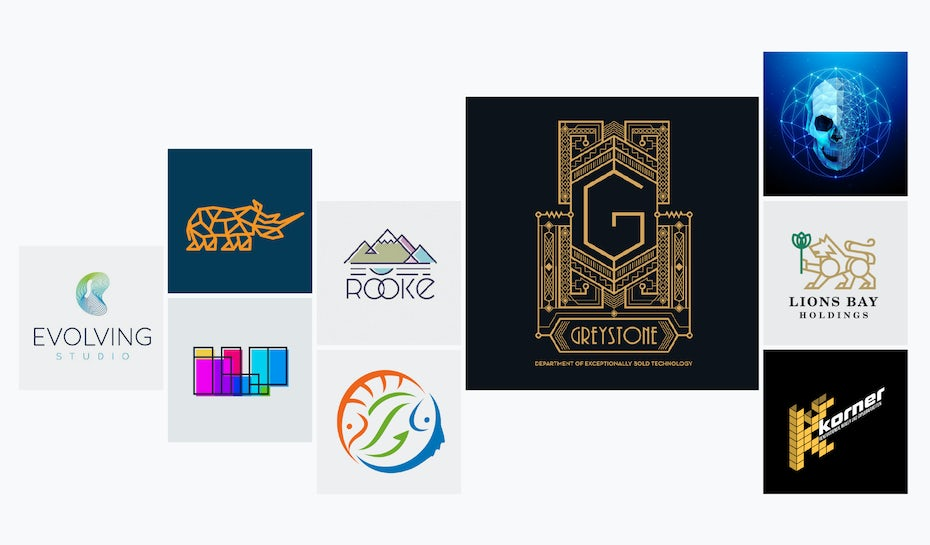 Big Logos In Web Design