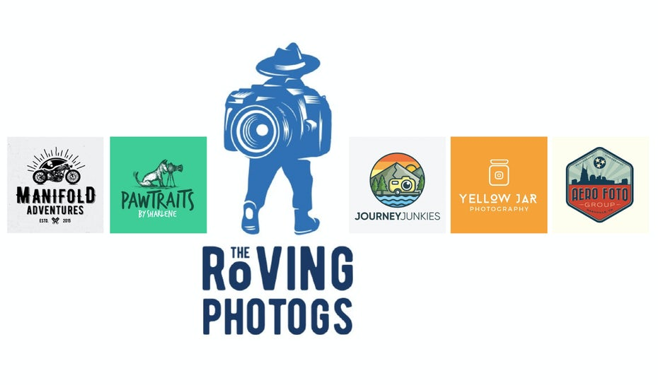 33 Photography Logos Youll Actually Remember