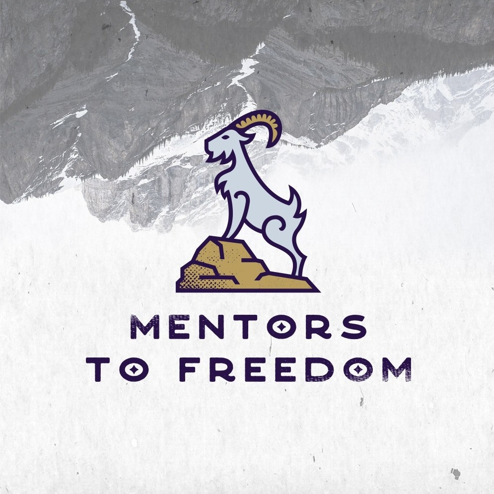 Mentors to freedom logo