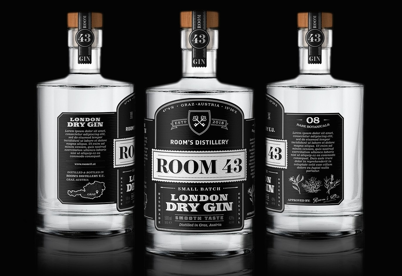 Room Distillery logo