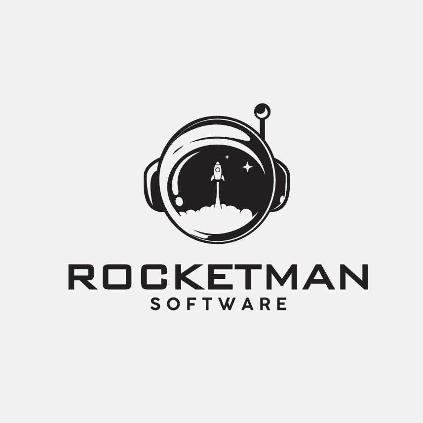 Rocketman software logo