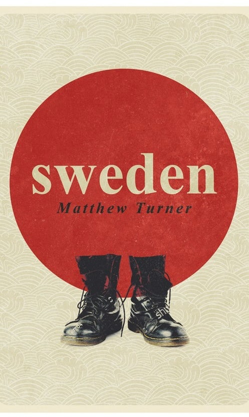 Sweden book cover