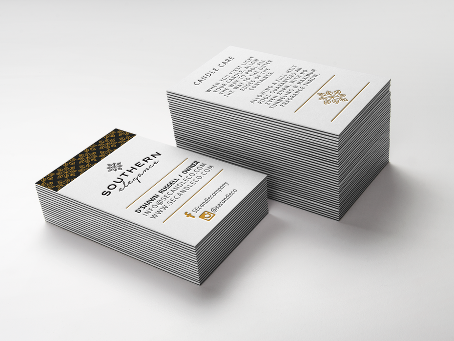 The best business card fonts to make you stand out 99designs southern elegance business card colourmoves