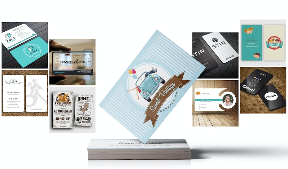 How to design a business card  the ultimate guide - 99designs 2be18615b