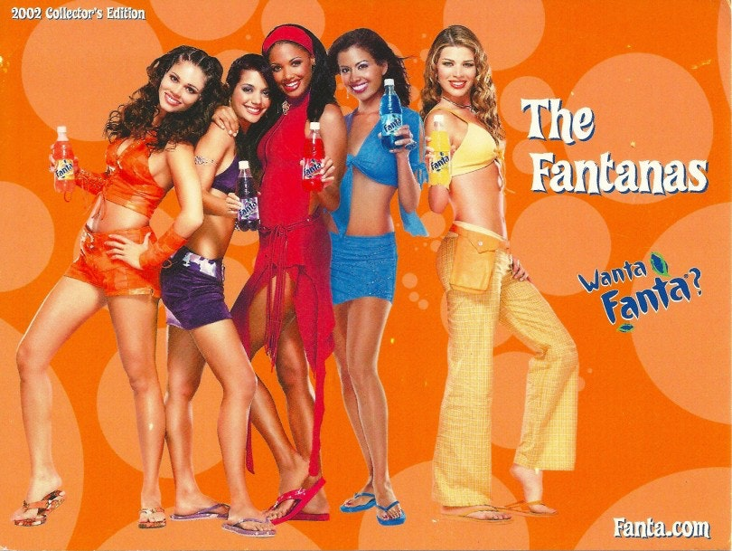 2002 Fanta ad