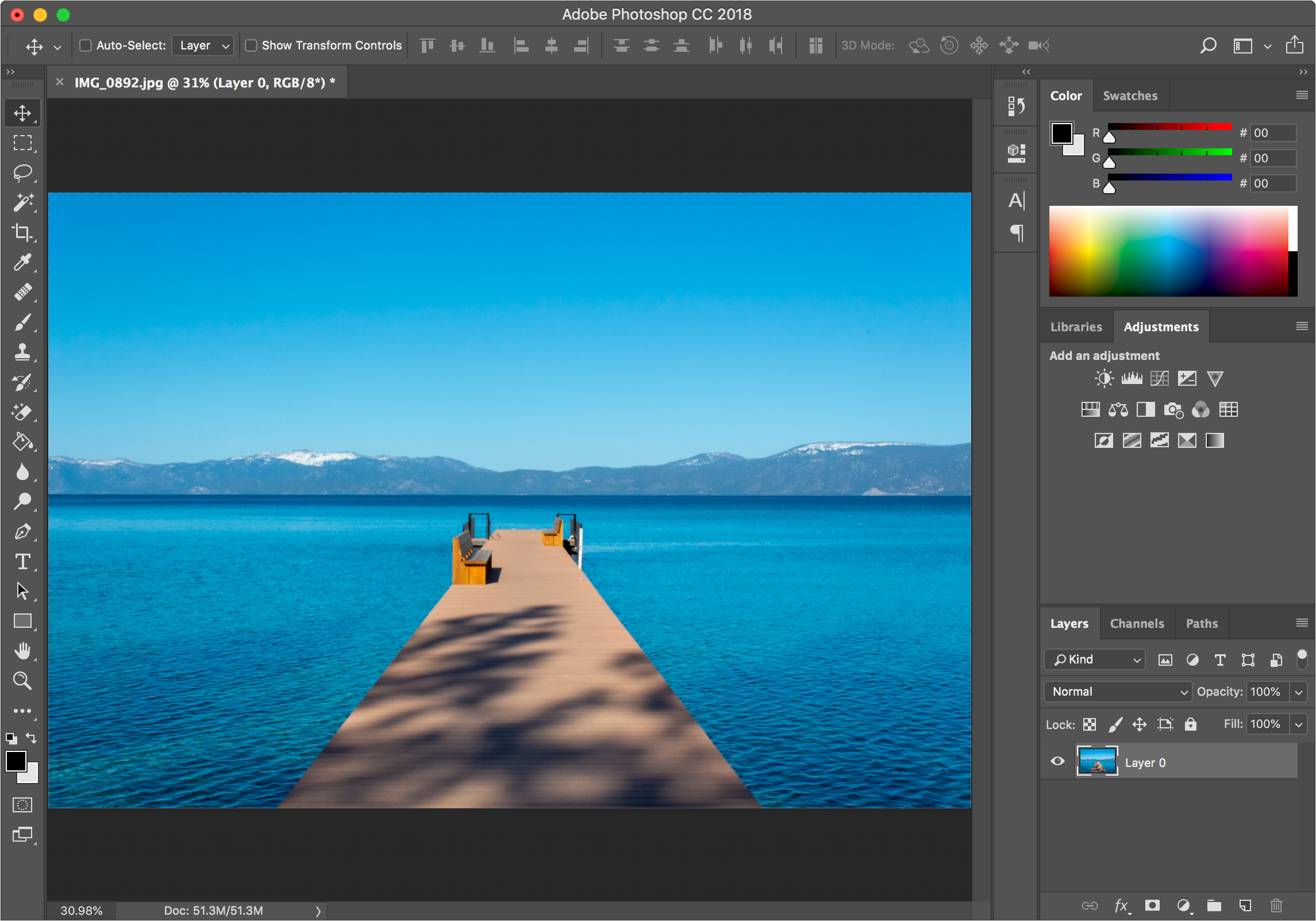 adobe photoshop desktop design