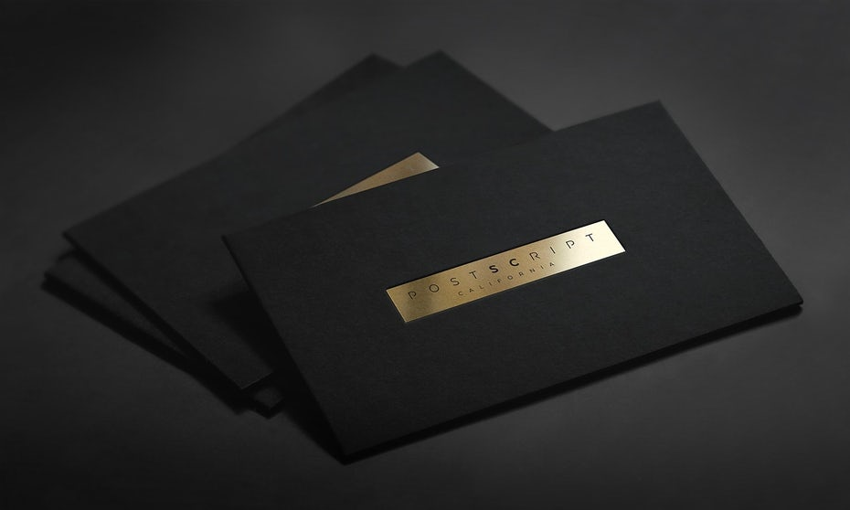 Logo with sophisticated elegance
