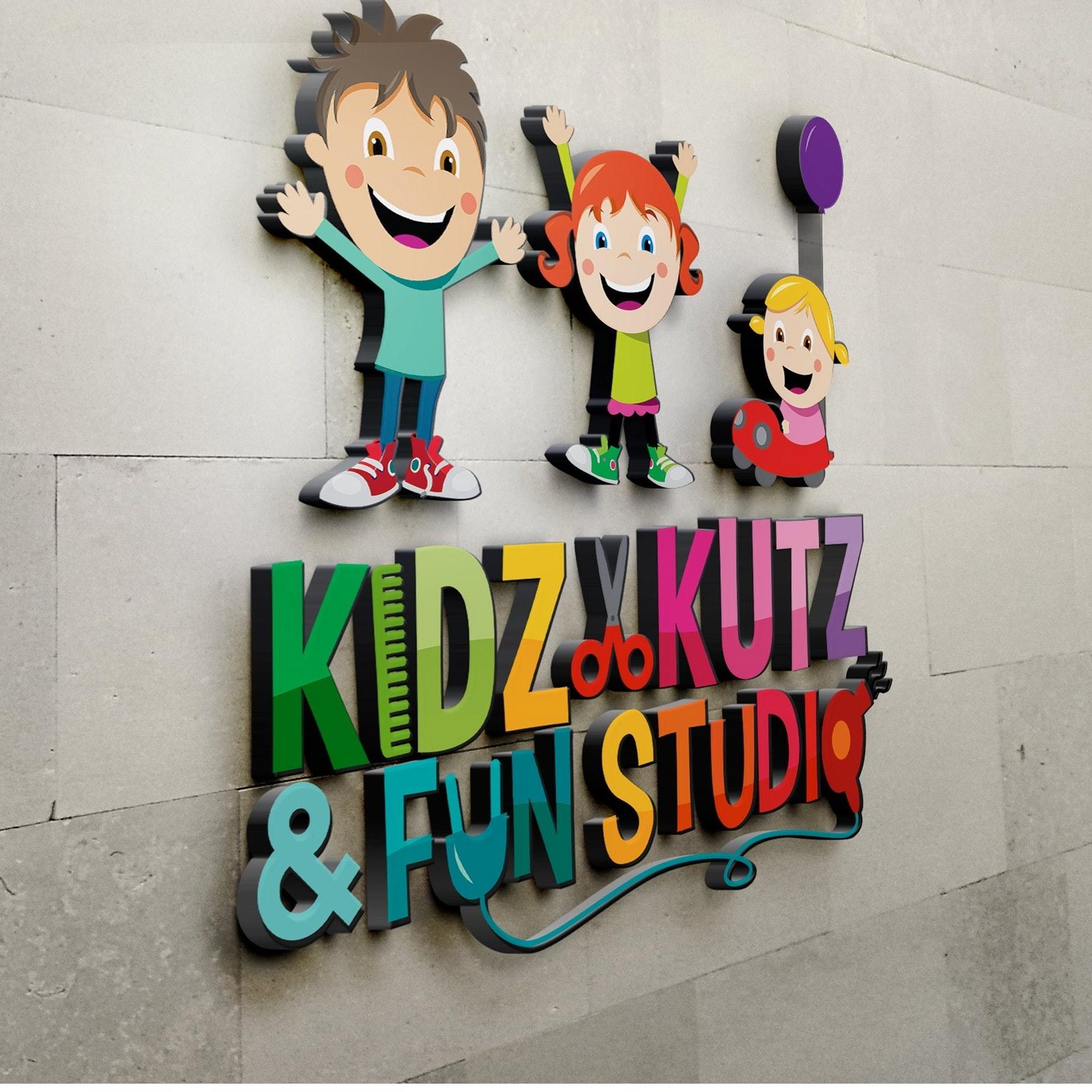 kidz and kutz logo