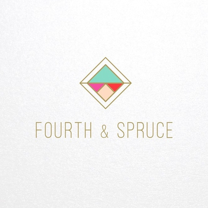 fourth and spruce logo
