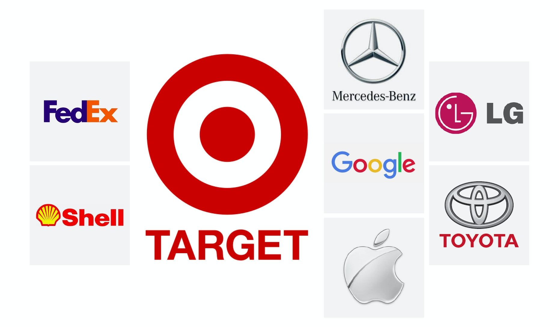 10 famous logos and what you can learn from them