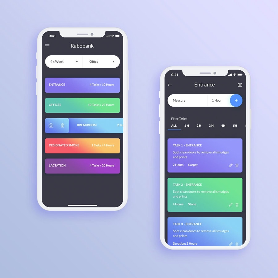 malzi app design