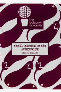 different geometric patterns for seed packaging