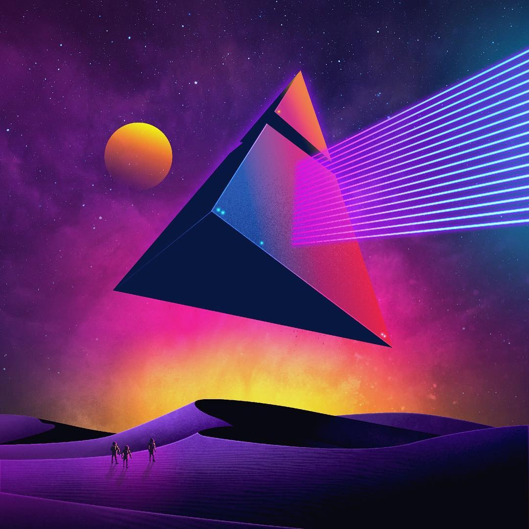 signal noise instagram designer