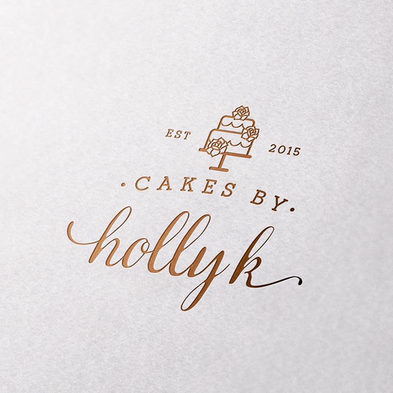 Calligraphic Wedding Logo By AZ Designs