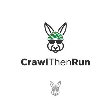 Crawl then Run logo 2
