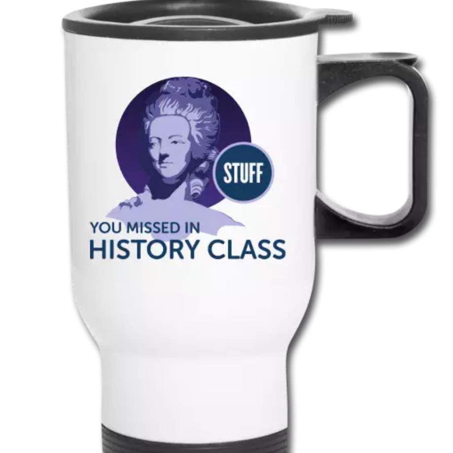 Stuff You Missed in History Class Mug