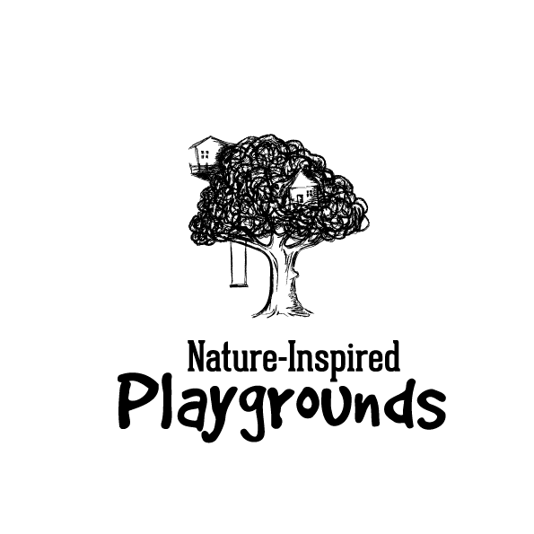 Nature-inspired Playgrounds logo