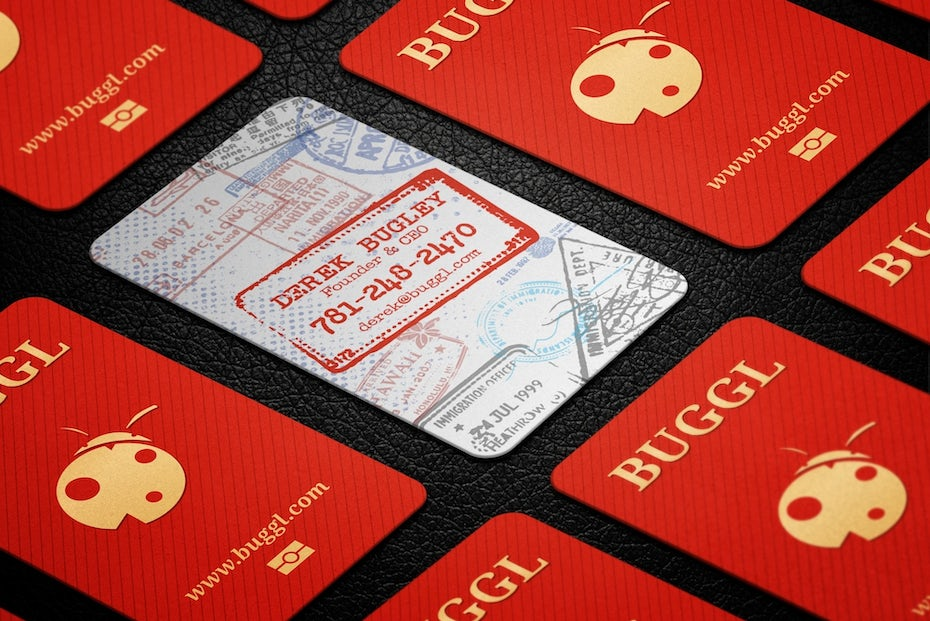 How much should your business card cost 99designs passport business card colourmoves