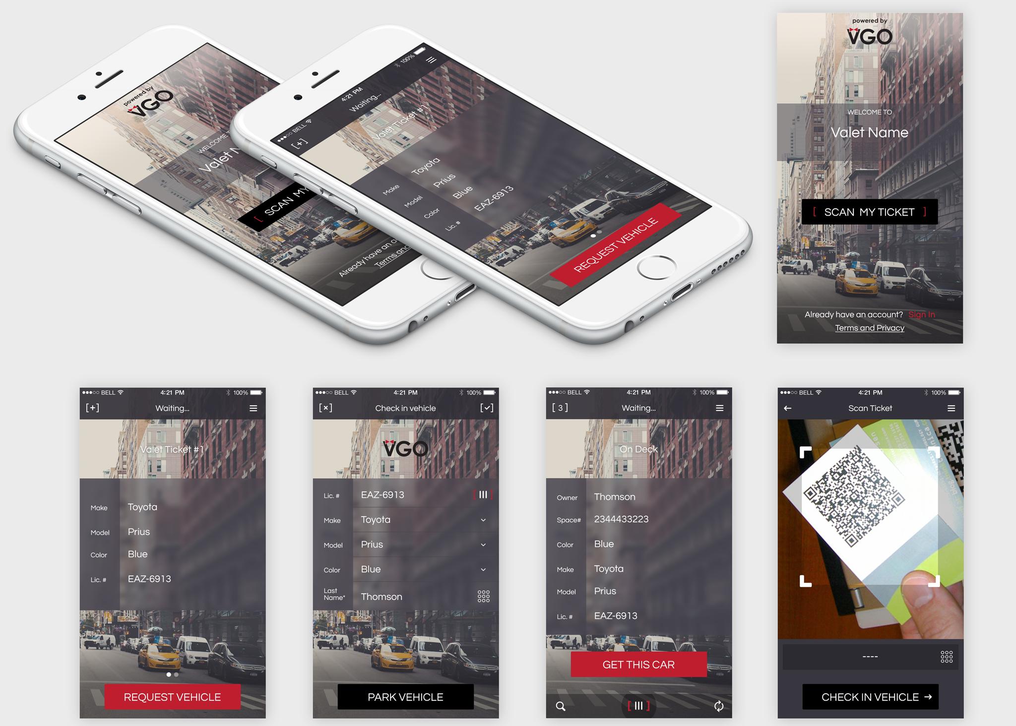 VGO app