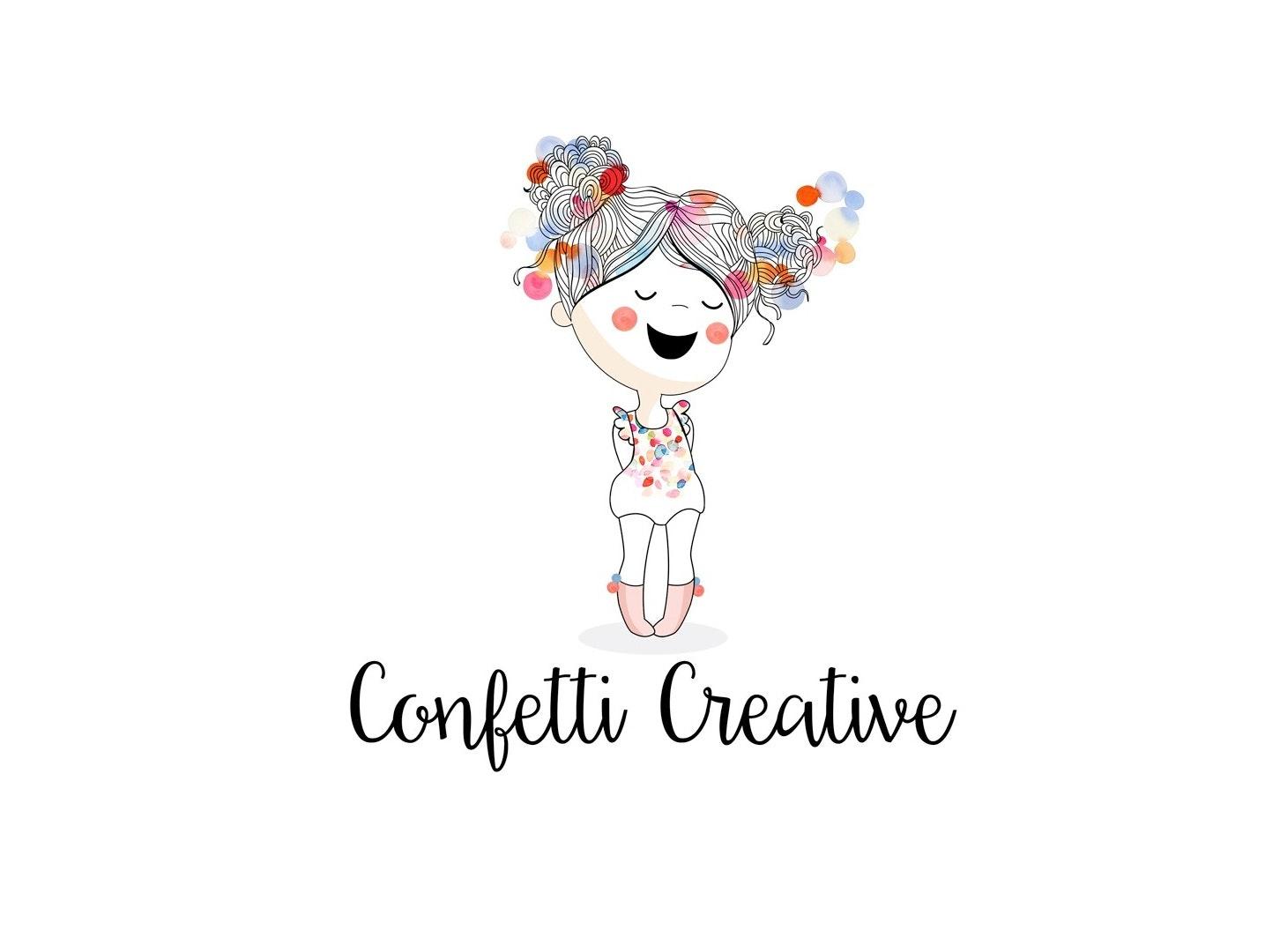 Confetti creative