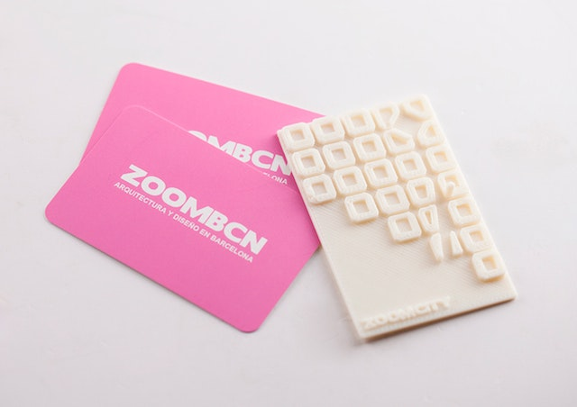 Zoombcn business card