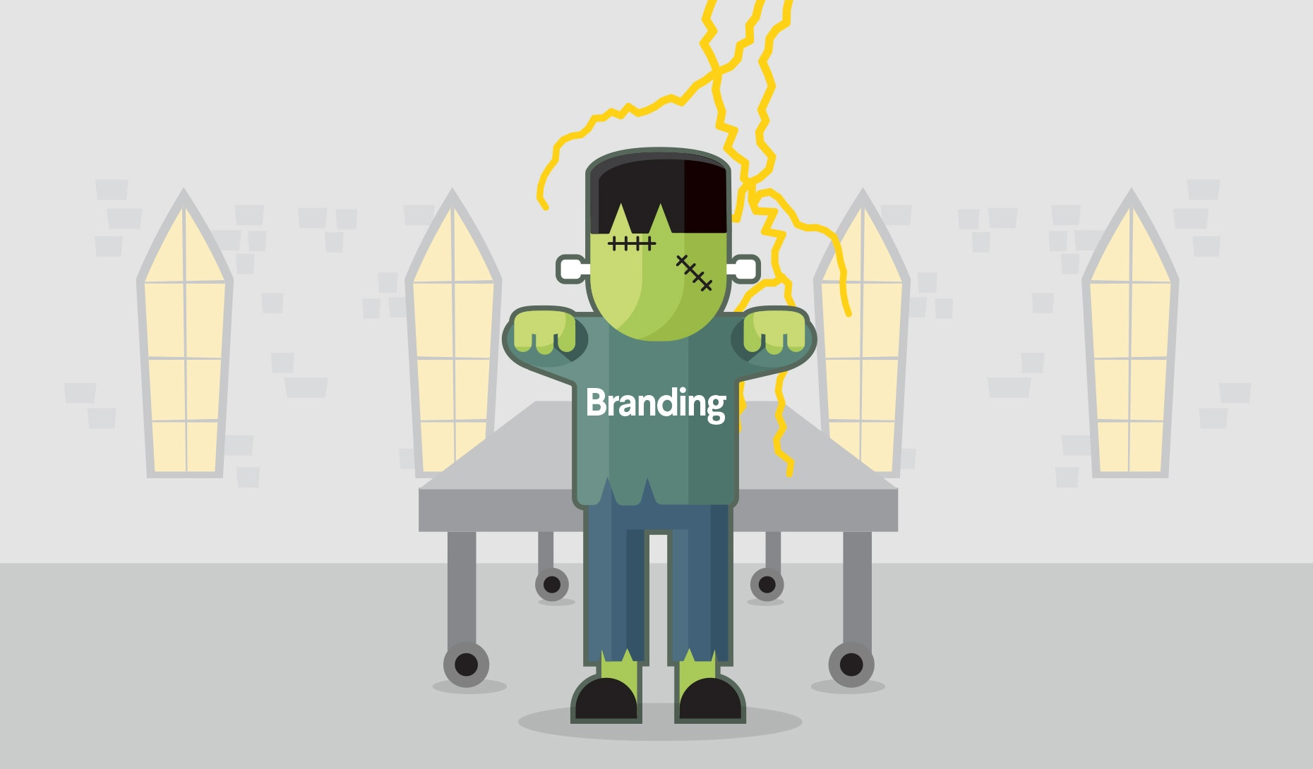 The importance of bringing branding to life