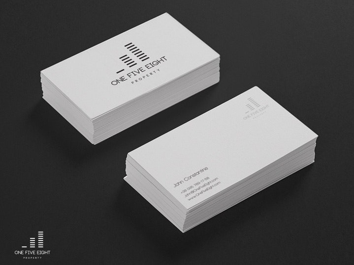Office complex logo & business card