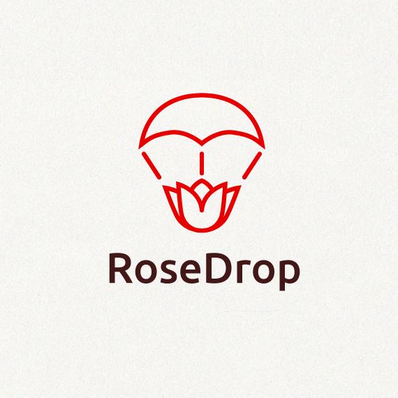 rosedrop logo