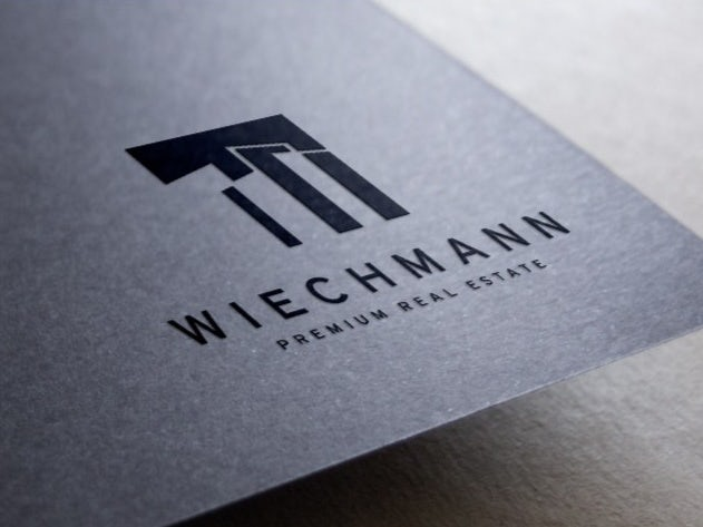 wlechmann real estate business card - Real Estate Business Card