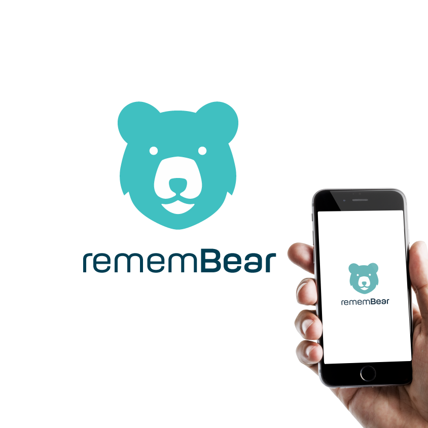 Remembear logo