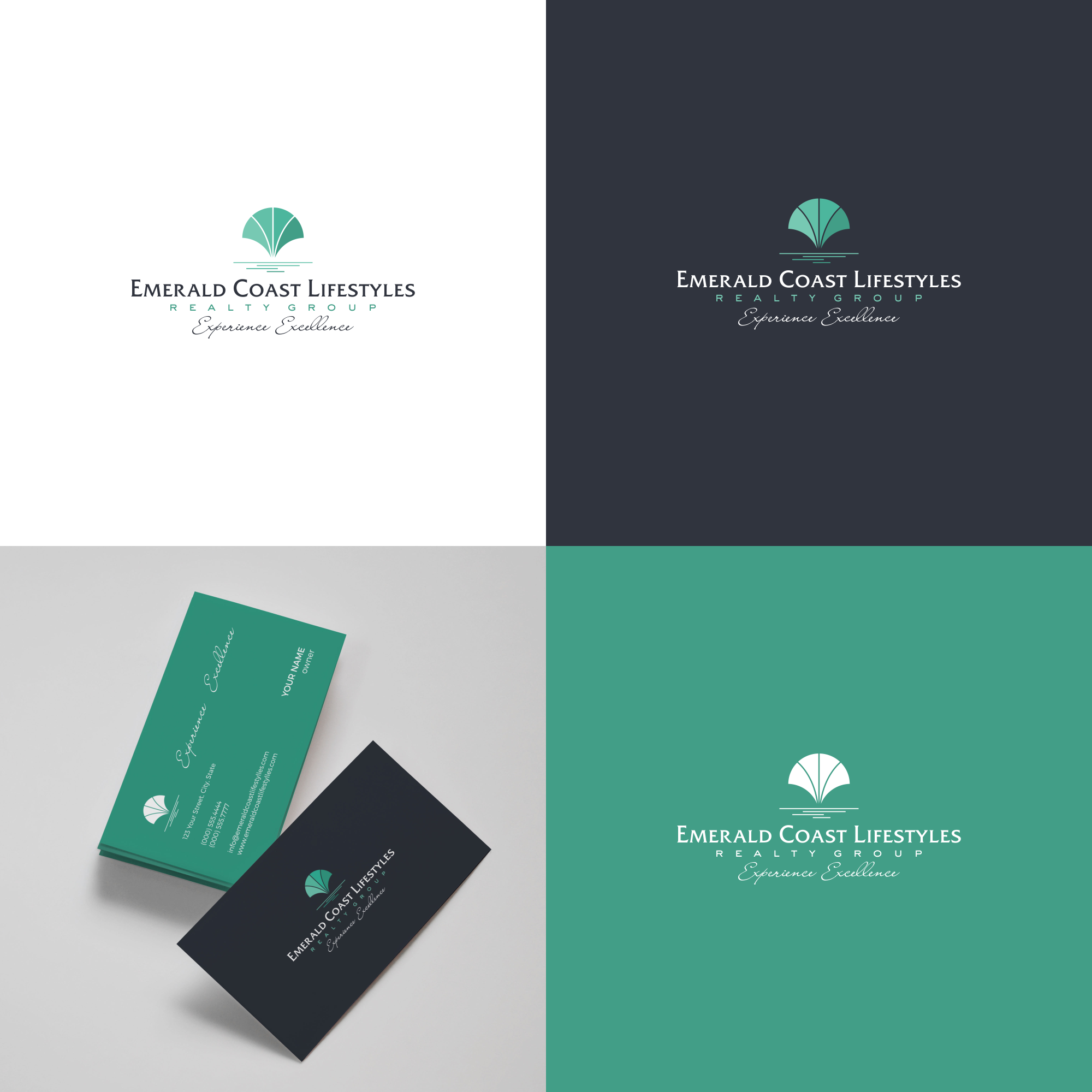 Emerald Coast Lifestyles business card