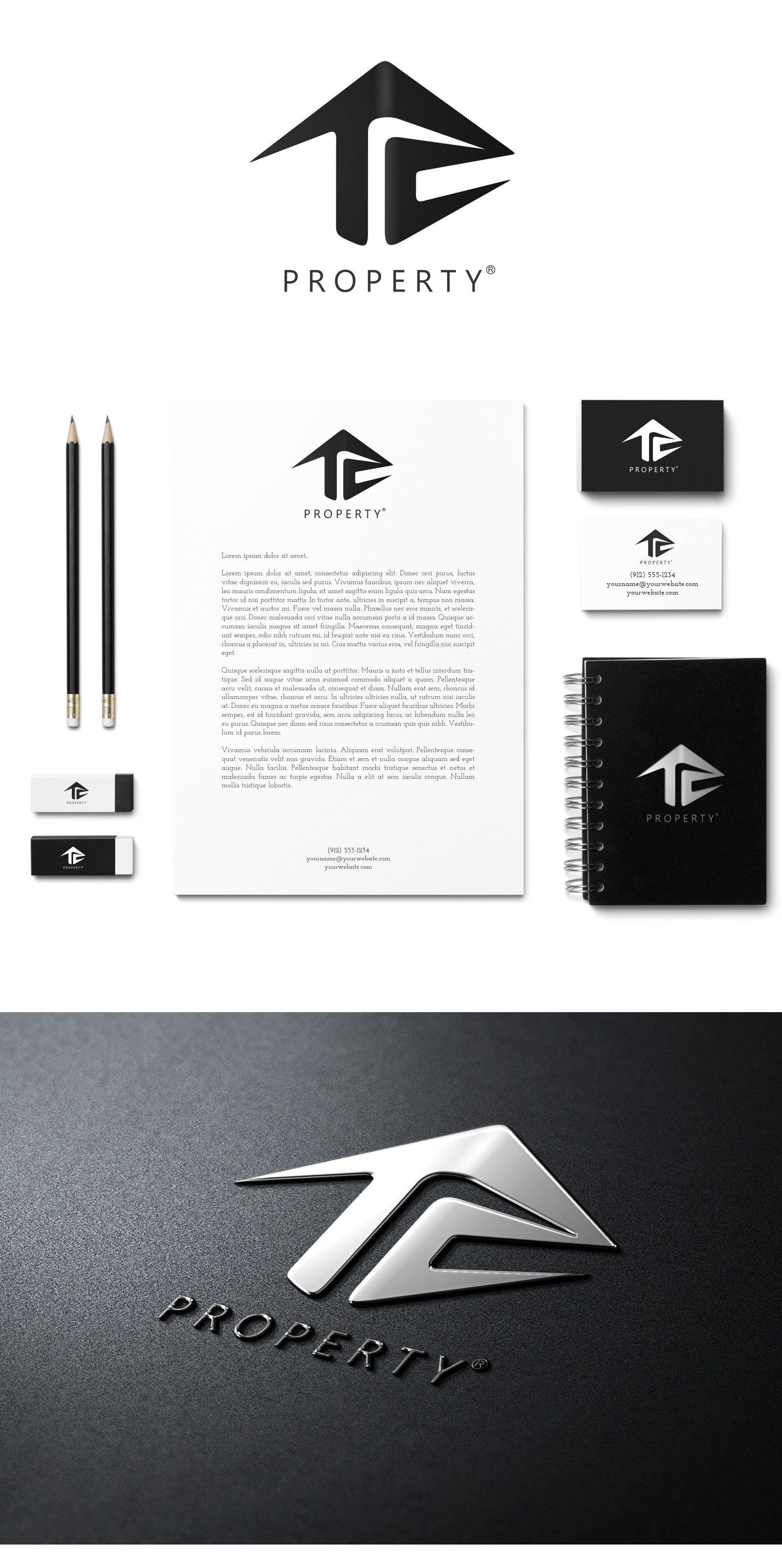 T2 PROPERTY business card