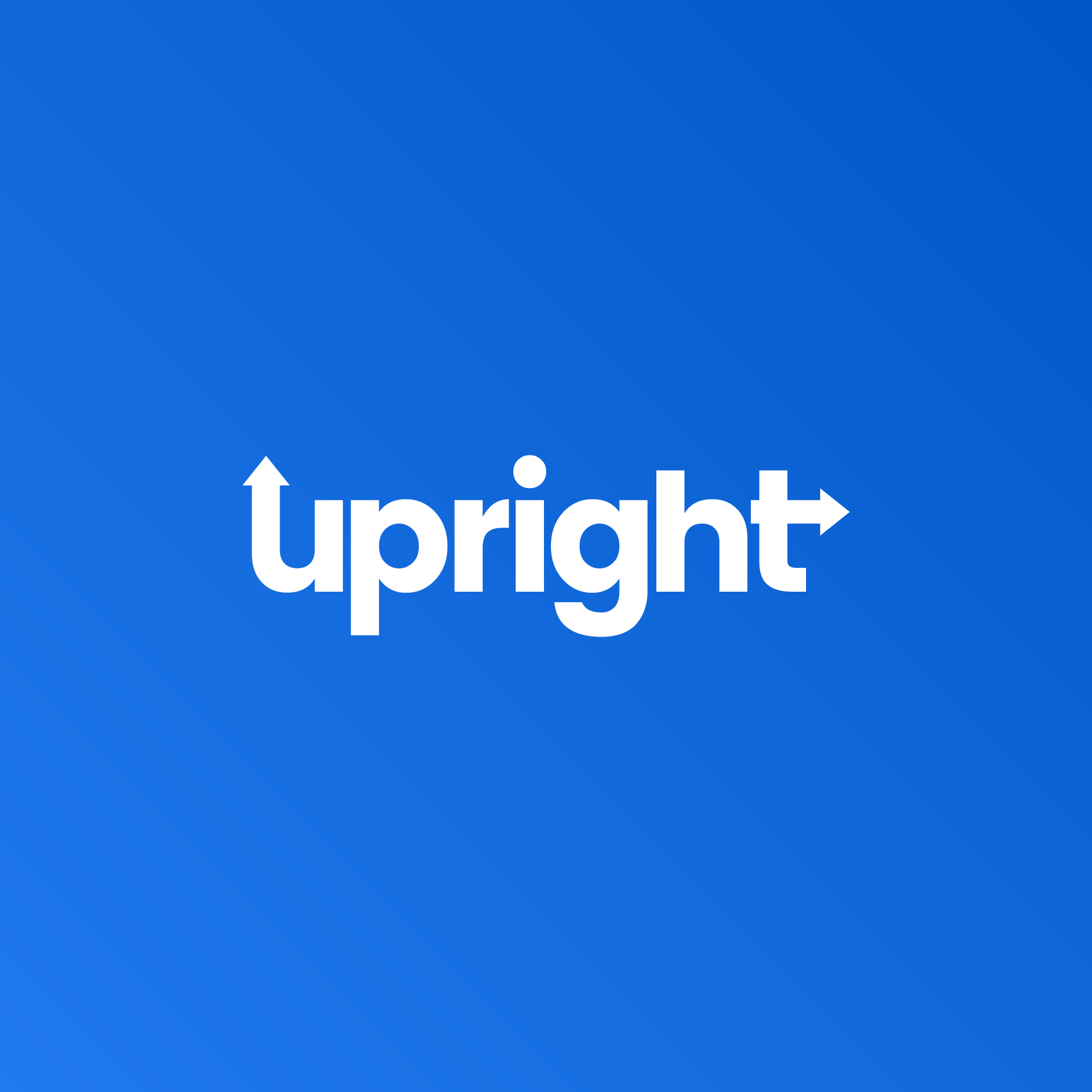 upright logo