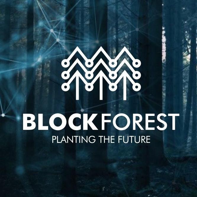 Blockforest logo
