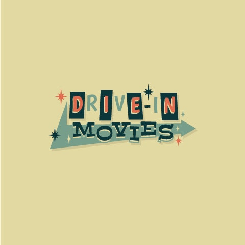 retro logo design