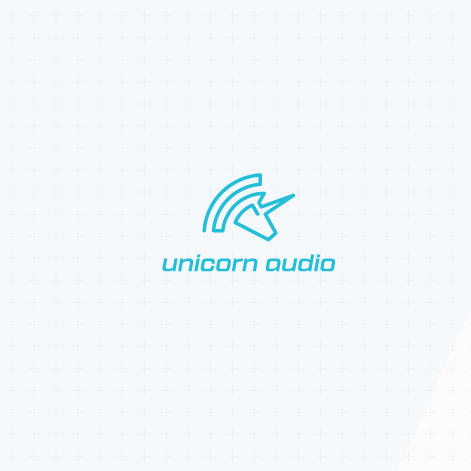 Unicorn audio logo