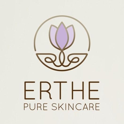ERTHE Skincare logo