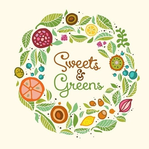 Sweets and Greens logo