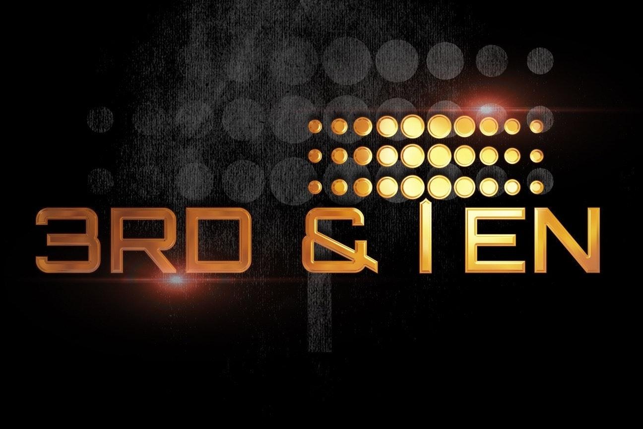 3RD & TEN logo