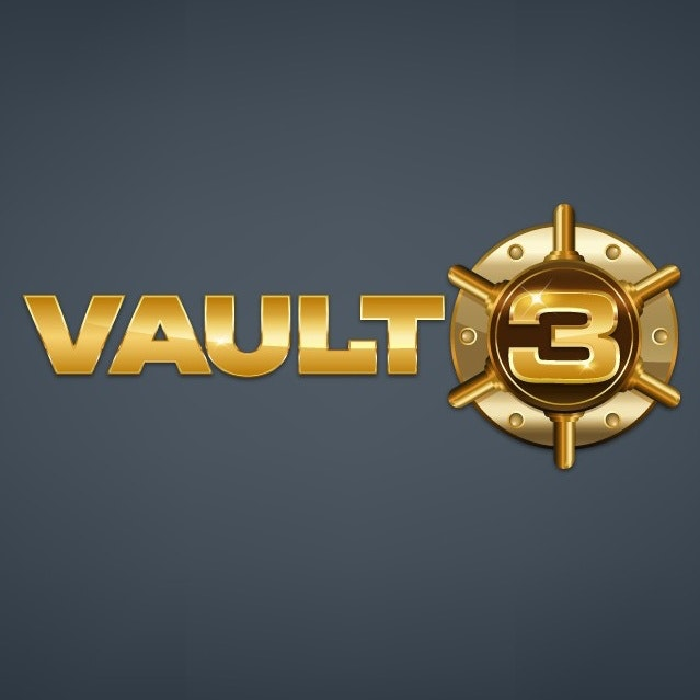 Luxurious Logo for Vault3