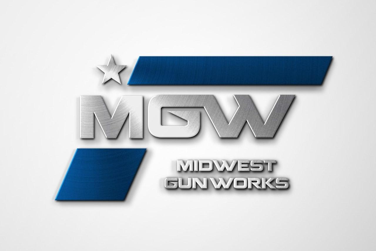Gun store logo