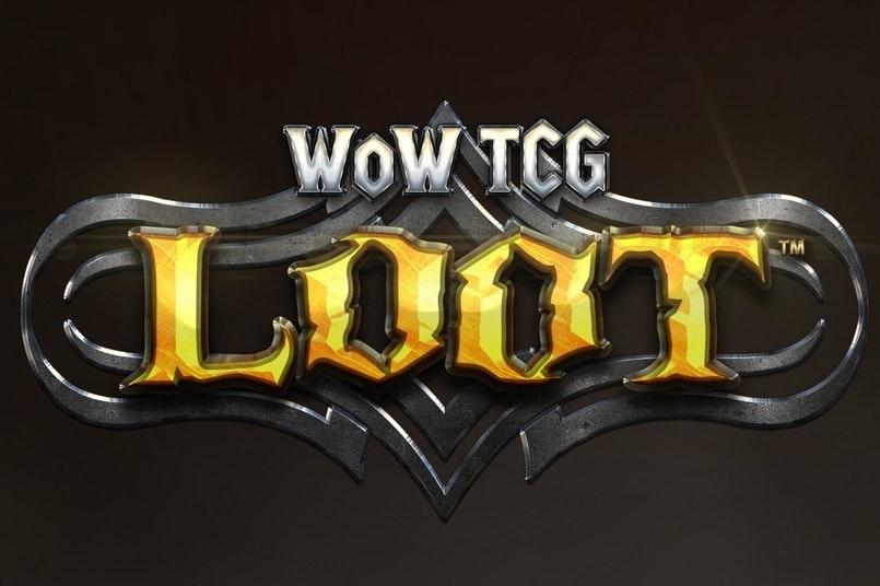 World of Warcraft Trading Card Game logo