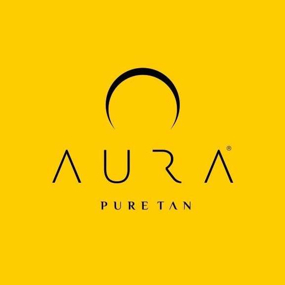 Aura Pure Tan logo