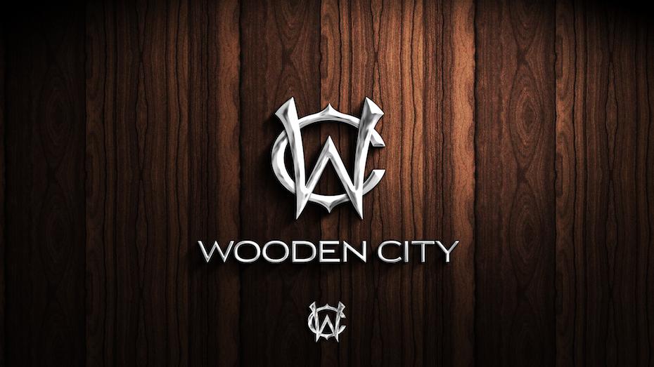 Logo design for Wooden City