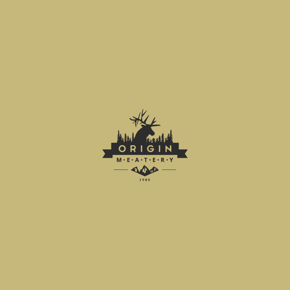 Origin Meatery logo
