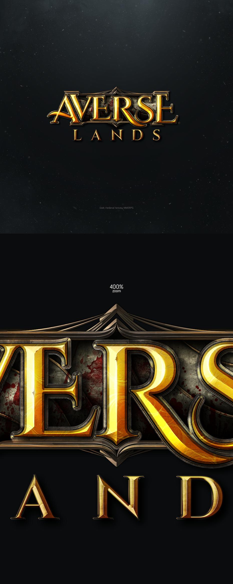 Averse Lands logo