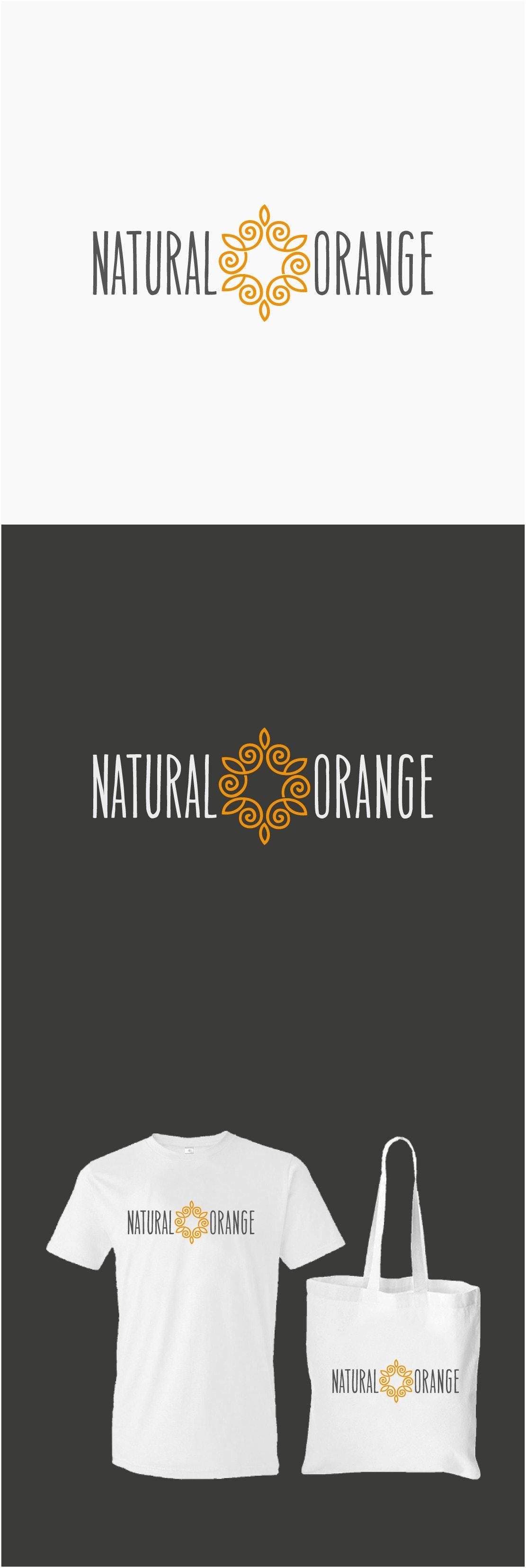 Natural Orange logo