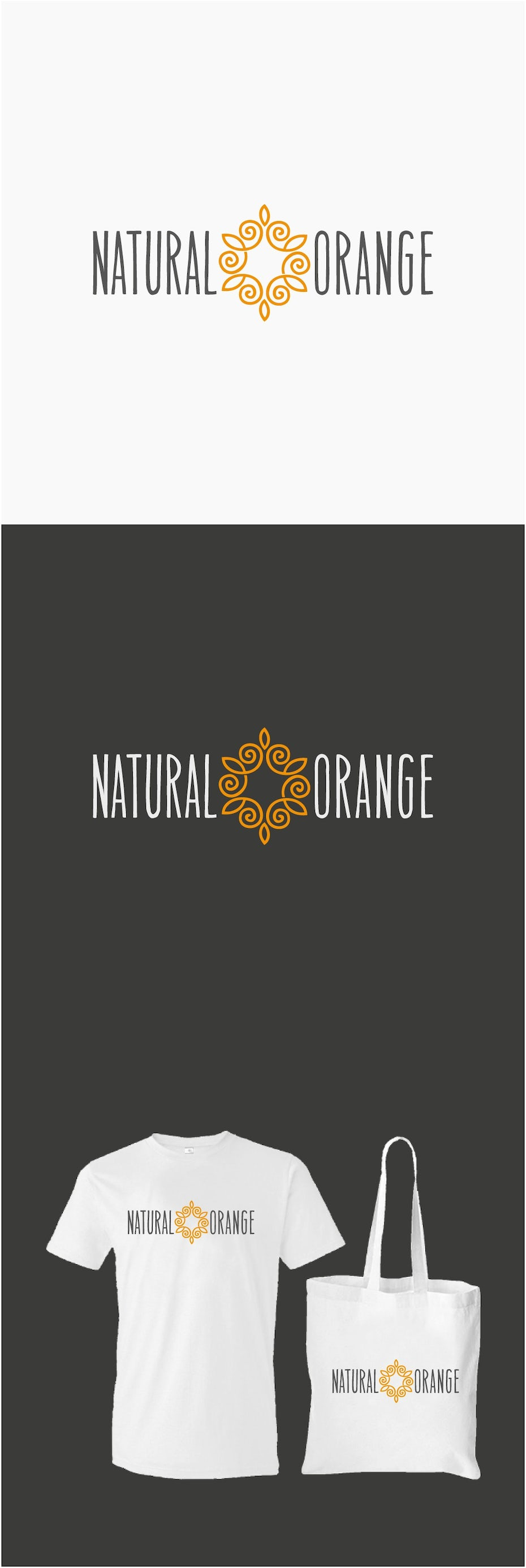 Natural Orange logo